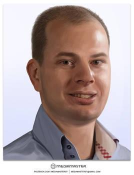 Robin Gordijn - Commissioned Portrait