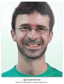 Gideon Schipper - Commissioned Portrait