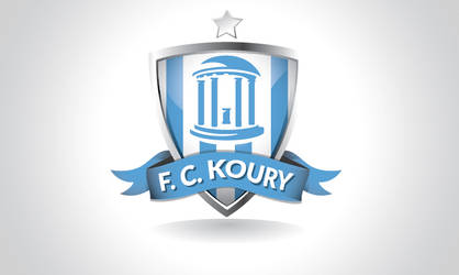 Logo Design - F.C. Koury