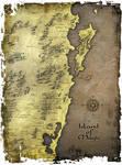Island of Magic - Map