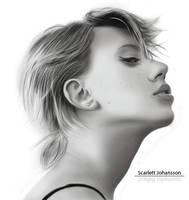Scarlett Johansson by mediamaster