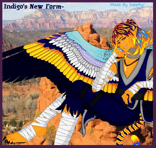 Indigo Denovan~ by IndigoOfTheHeavens