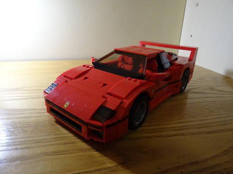 Lego Ferrari F40 (Set 10248)