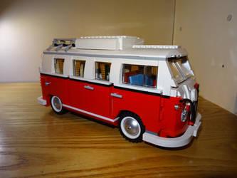 Lego VW T1 Camper Van (Set 10220)