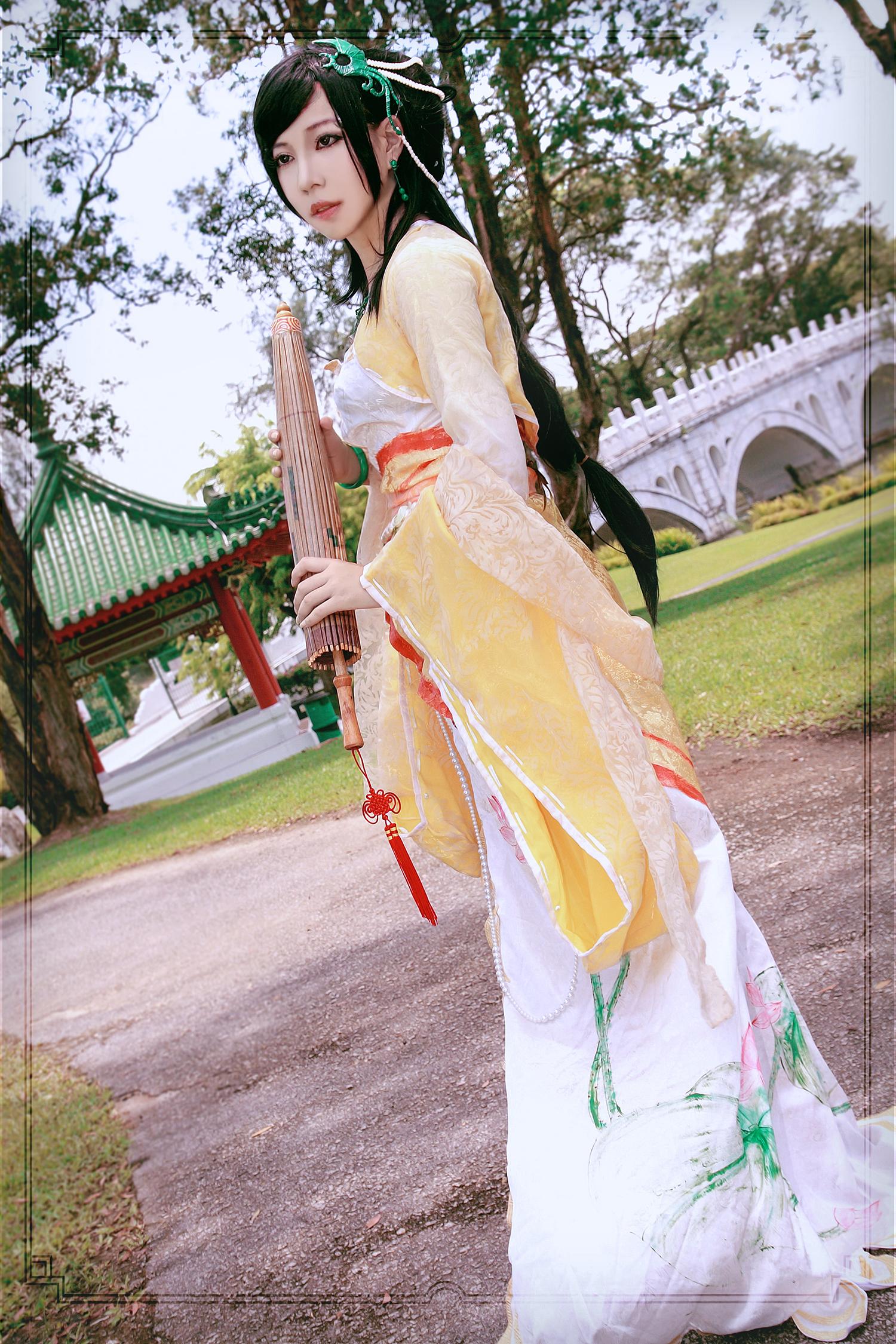 Chinese Paladin 5 -Tang Yu Rou by xysy11