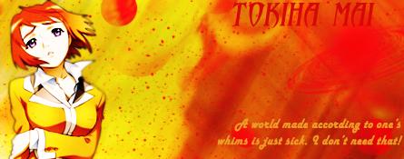 Tokiha Mai sig by Rugterwyper32