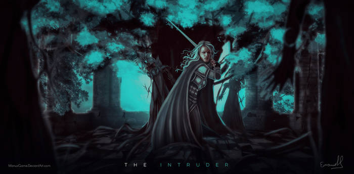 The Intruder by ManuxGame