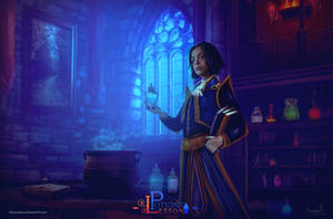 Potions Lesson by ManuxGame