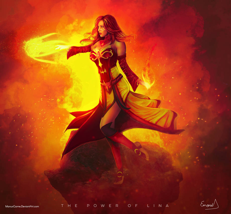 The Power of Lina