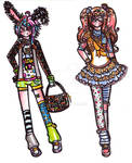 Decora adoptables-CLOSED- by bejja