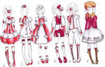 Guro outfits for your OCs -CLOSED-