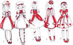 GuroLoli outfits for your OCs -CLOSED-