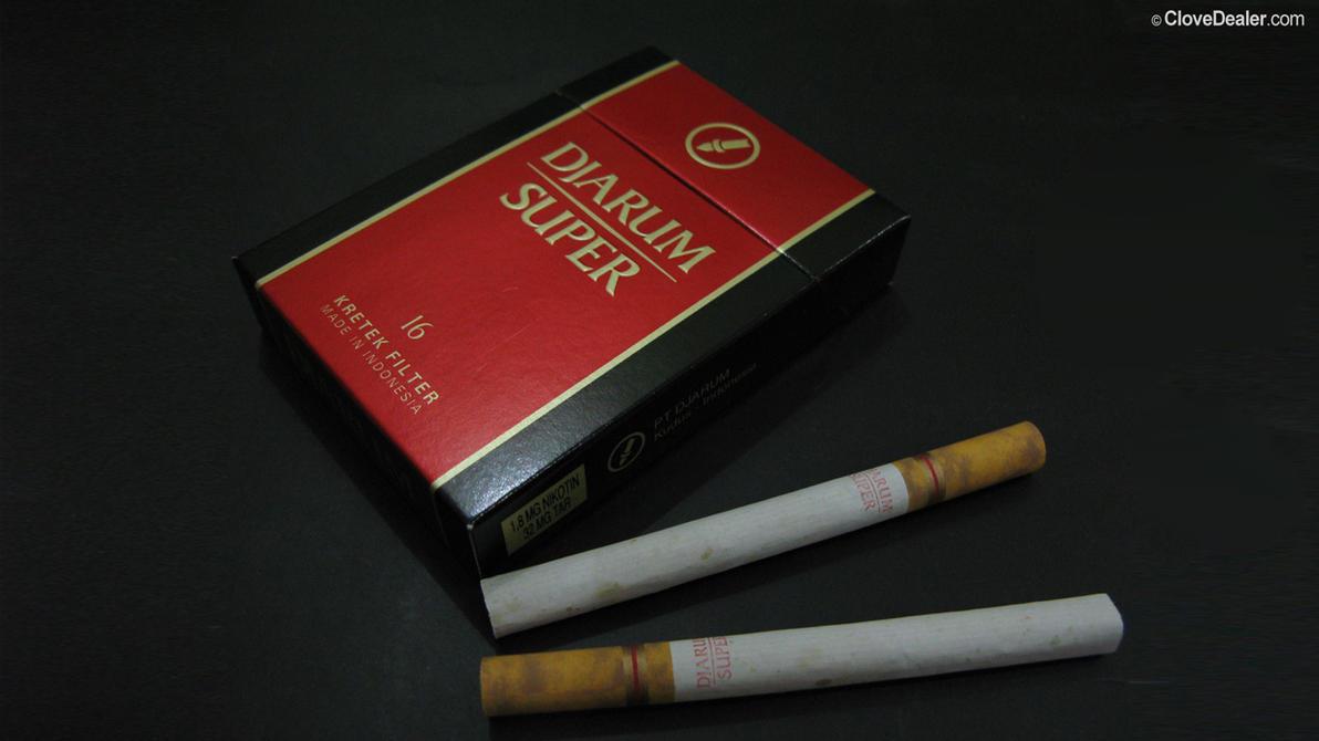 Djarum Super Cigarettes Wallpaper By Marlboroiceblast