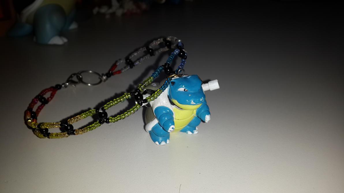 Blastoise Necklace by CHARIZARD205