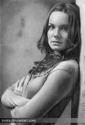 Sarah Wayne Callies by Svera