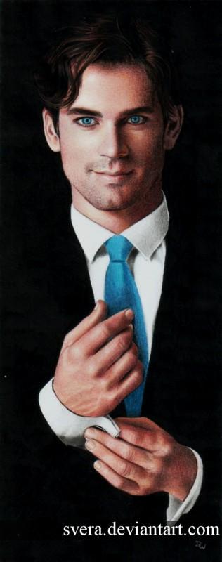 Neal Caffrey by Svera