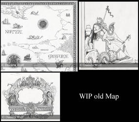 Old map W3 by Svera