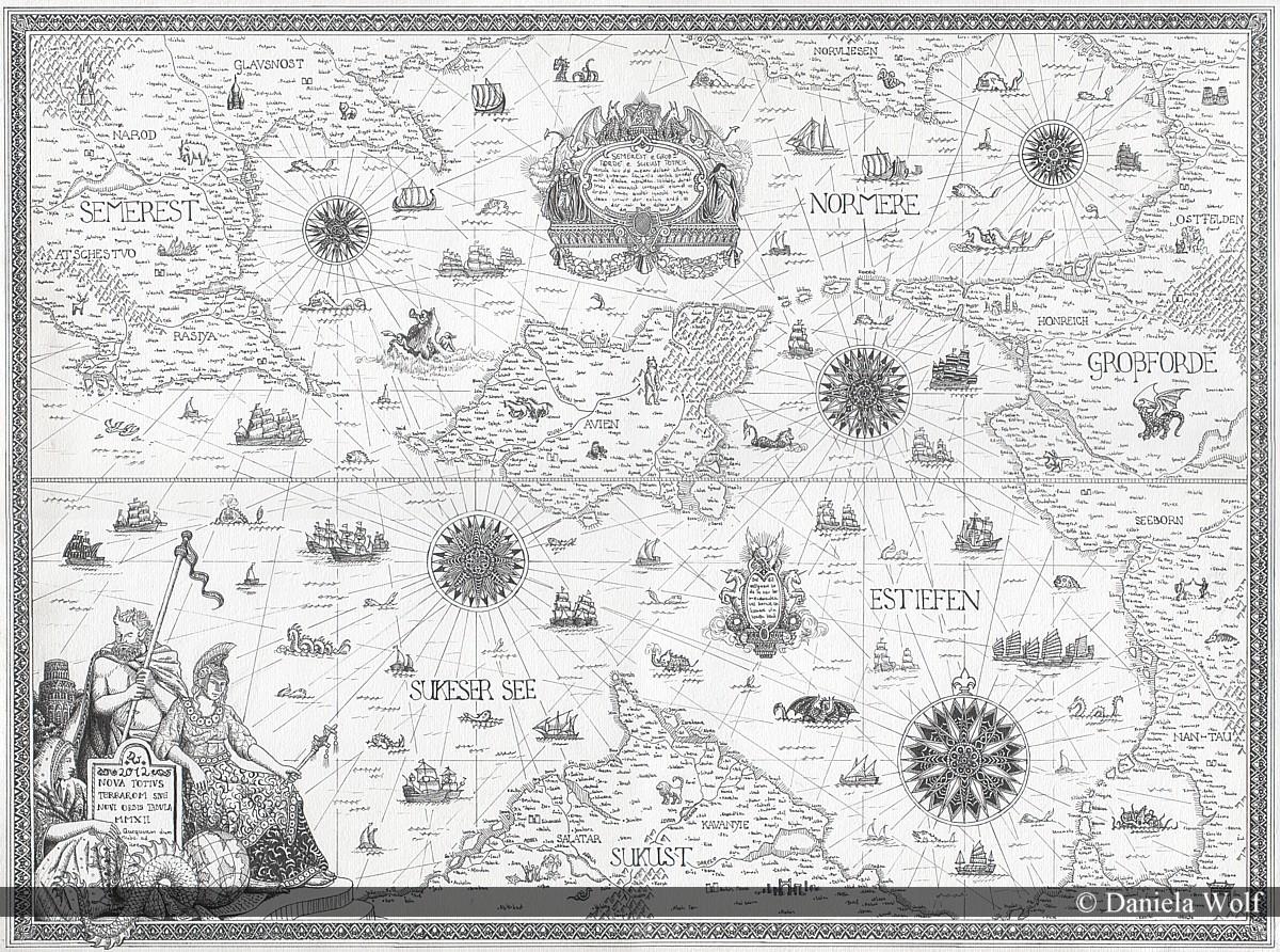 Historical Map by Svera