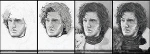 Jon Snow WIP
