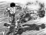 Ippo's Right Hook