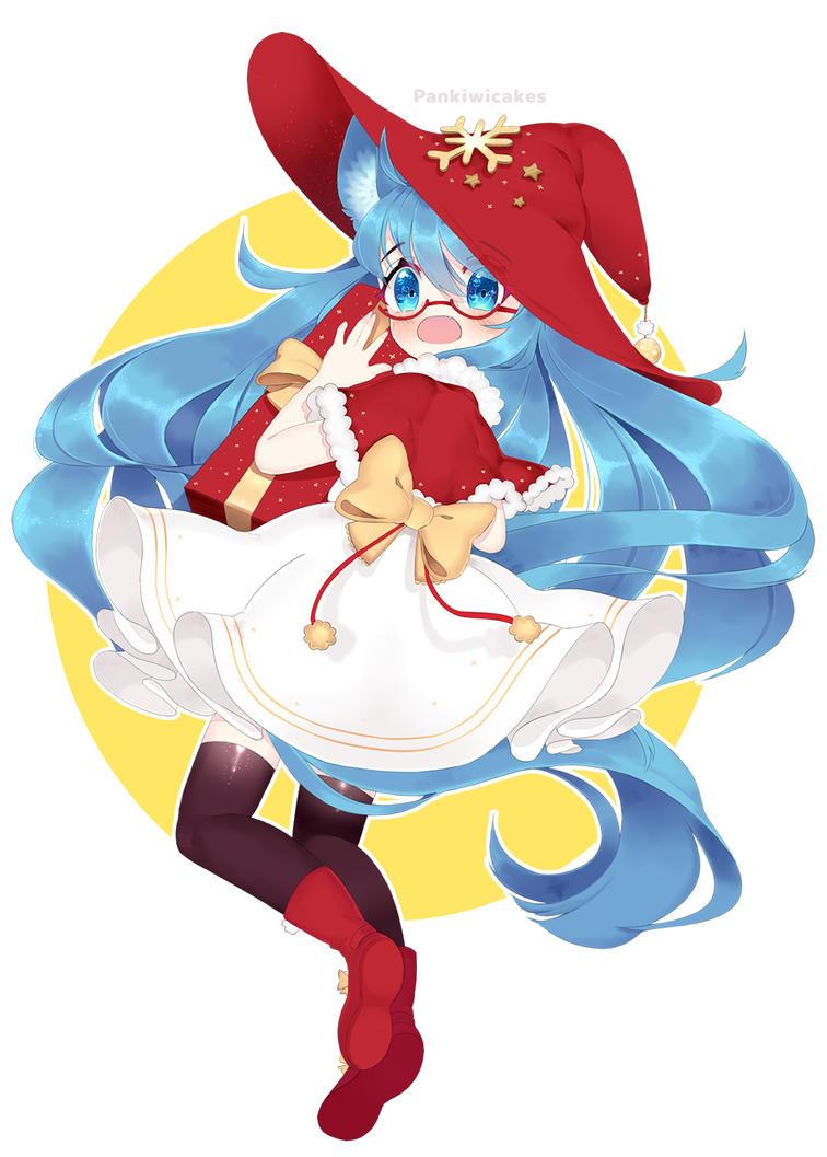 C: Aisu by pankiwicakes