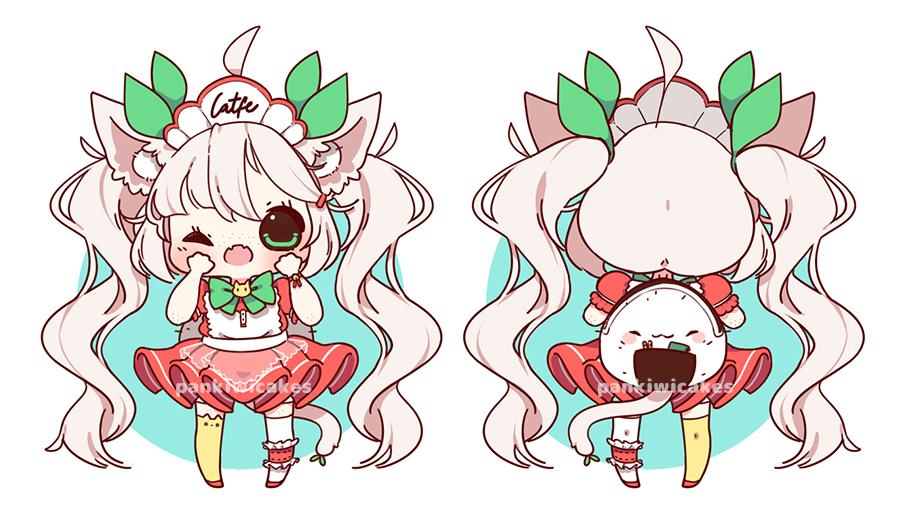 [CLOSED] Meownigiri~! by pankiwicakes