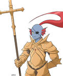 Dragon Slayer Undyne