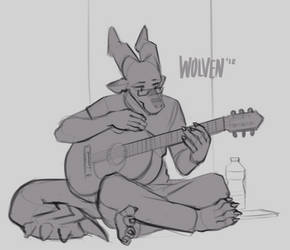 Exit Music by ItsWolven