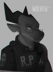 Karma Police by ItsWolven