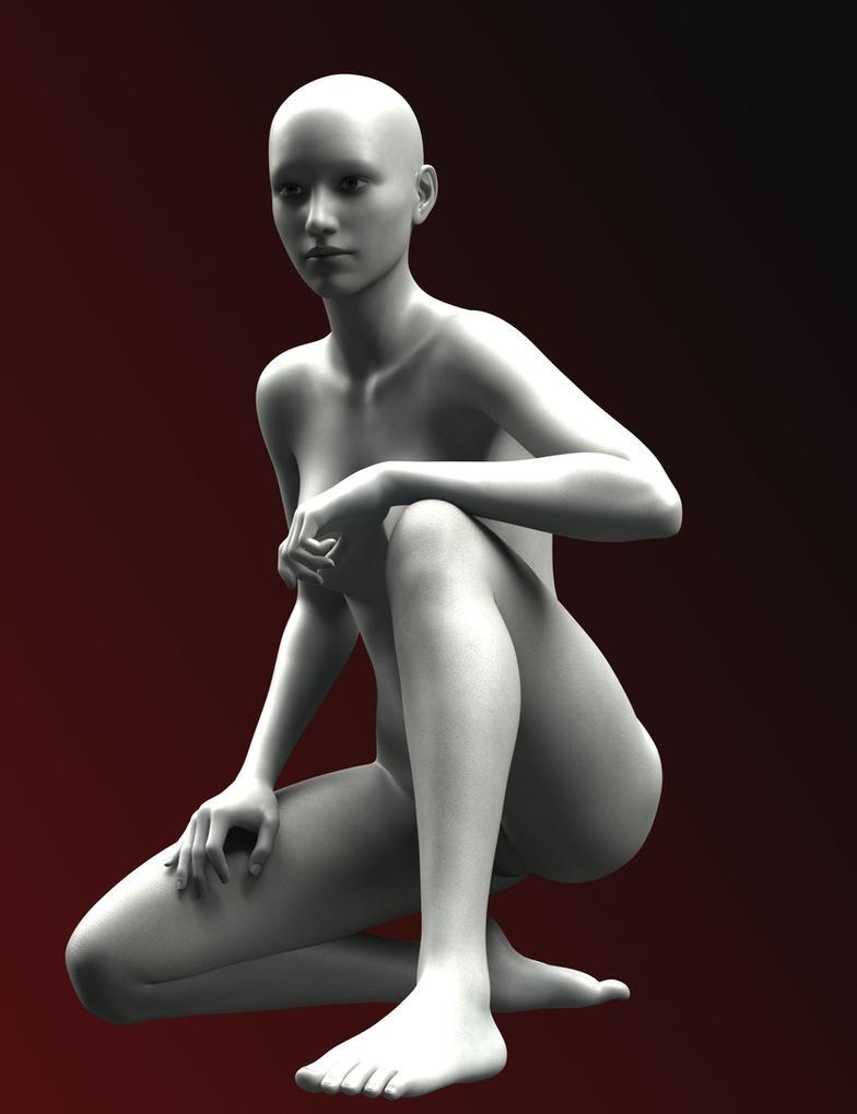 Cyborg Skin 01 by Knittingmommy