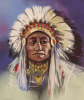 Native American by Monomus