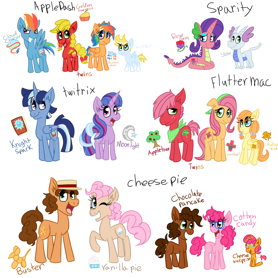 Mlp Pinkie Pie And Cheese Sandwich MLP fankids by Luckyni...