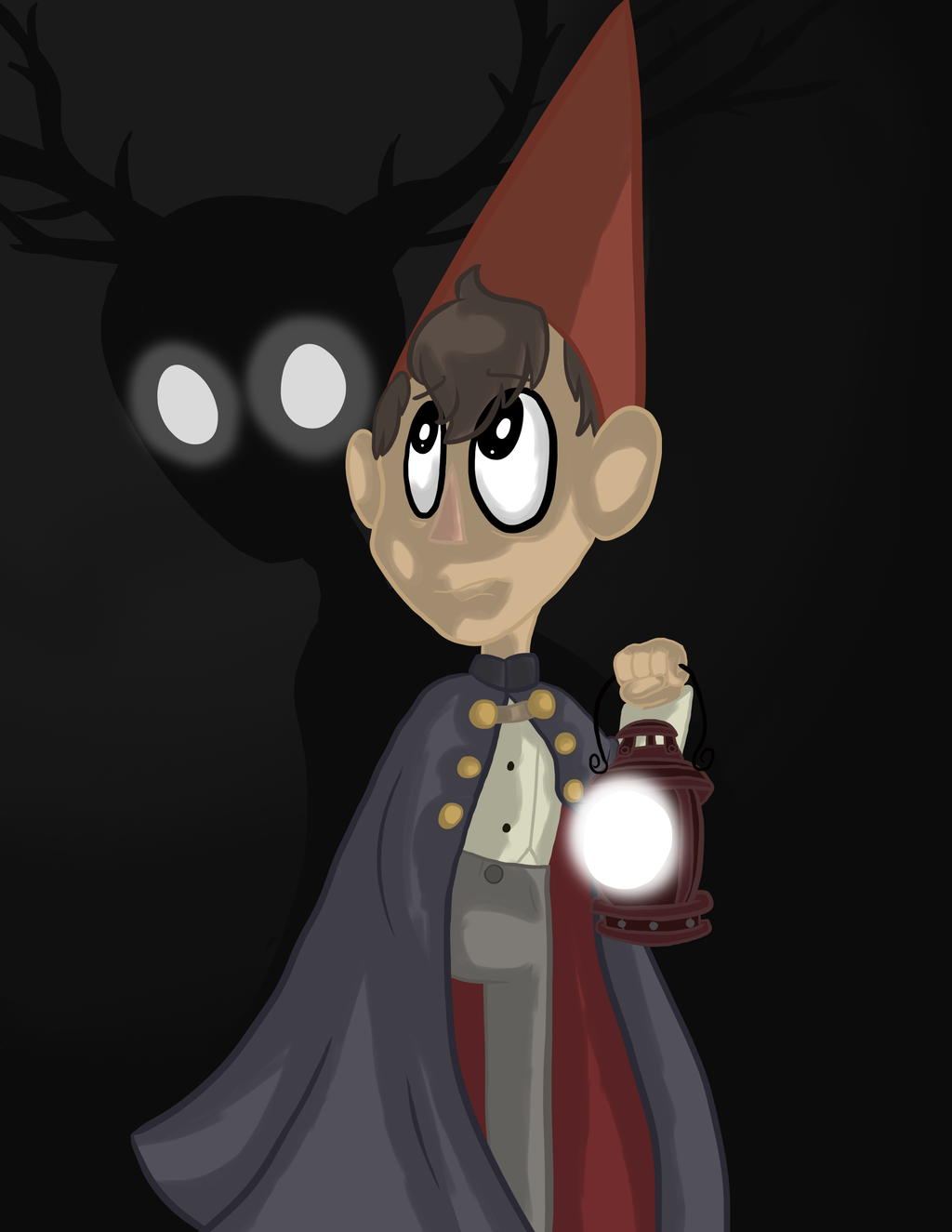 Over The Garden Wall By Luckynight48 On Deviantart