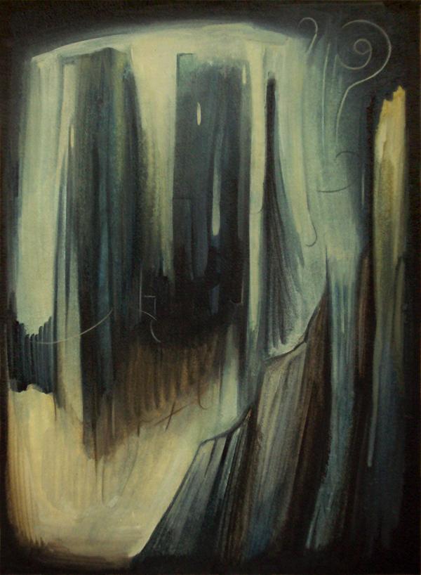 Mount Eerie by TALONABRAXAS