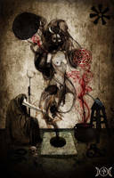 Evocation of Hecate by TALONABRAXAS