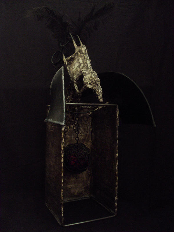 Bat House by TALONABRAXAS