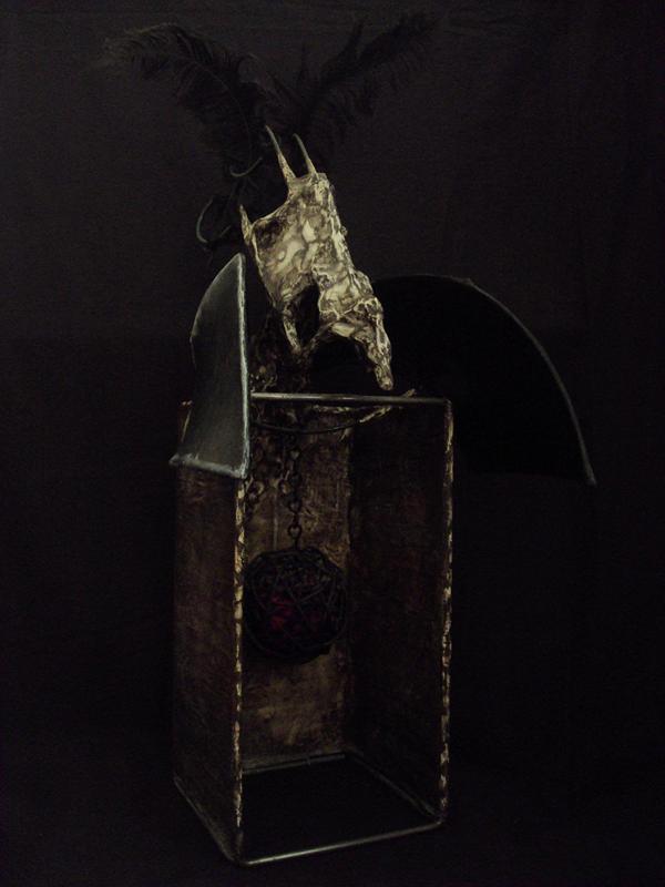 Bat House by TALONABRAXAS
