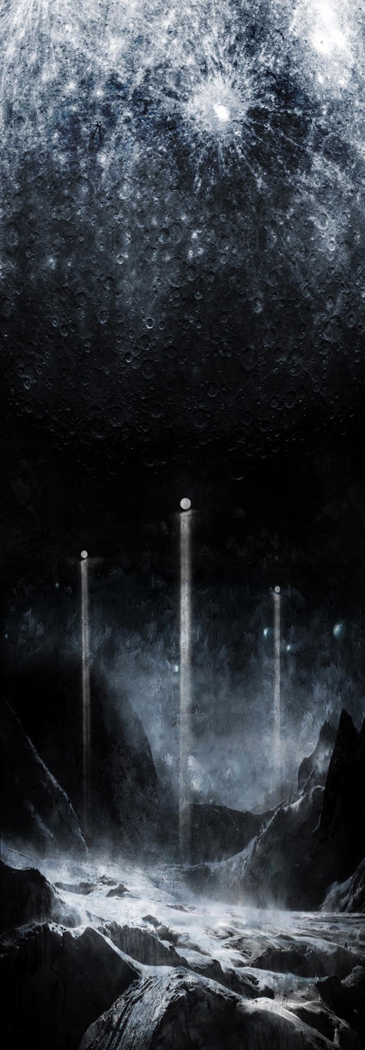 Lunarians by TALONABRAXAS