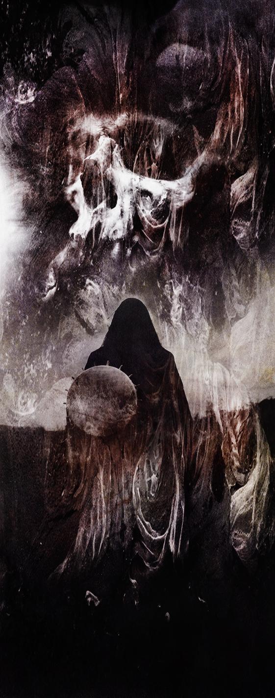 The Last Incantation by TALONABRAXAS