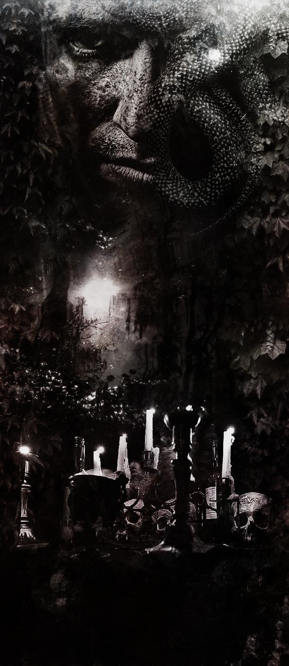 The Altar by TALONABRAXAS