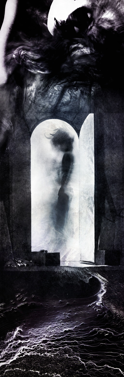 Apparition in an Arch Window by TALONABRAXAS