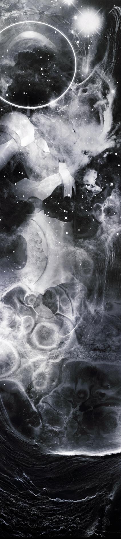 The Astronaut by TALONABRAXAS