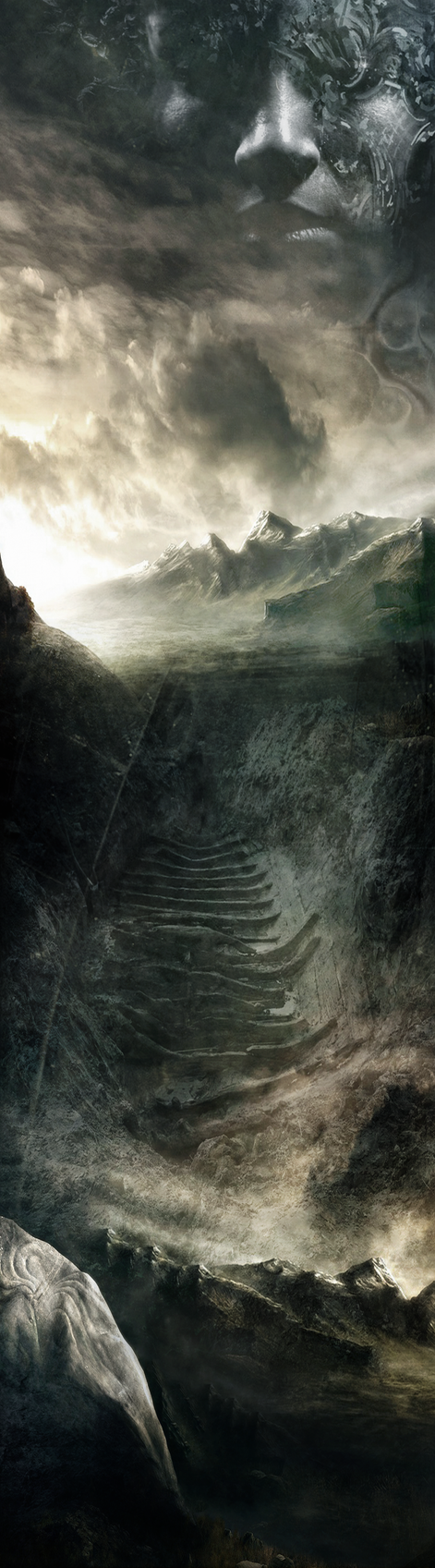 Ascent of Pan by TALONABRAXAS