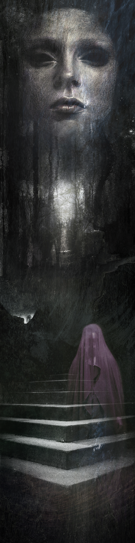Forest Seance by TALONABRAXAS