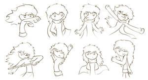 Abbigail Doodles