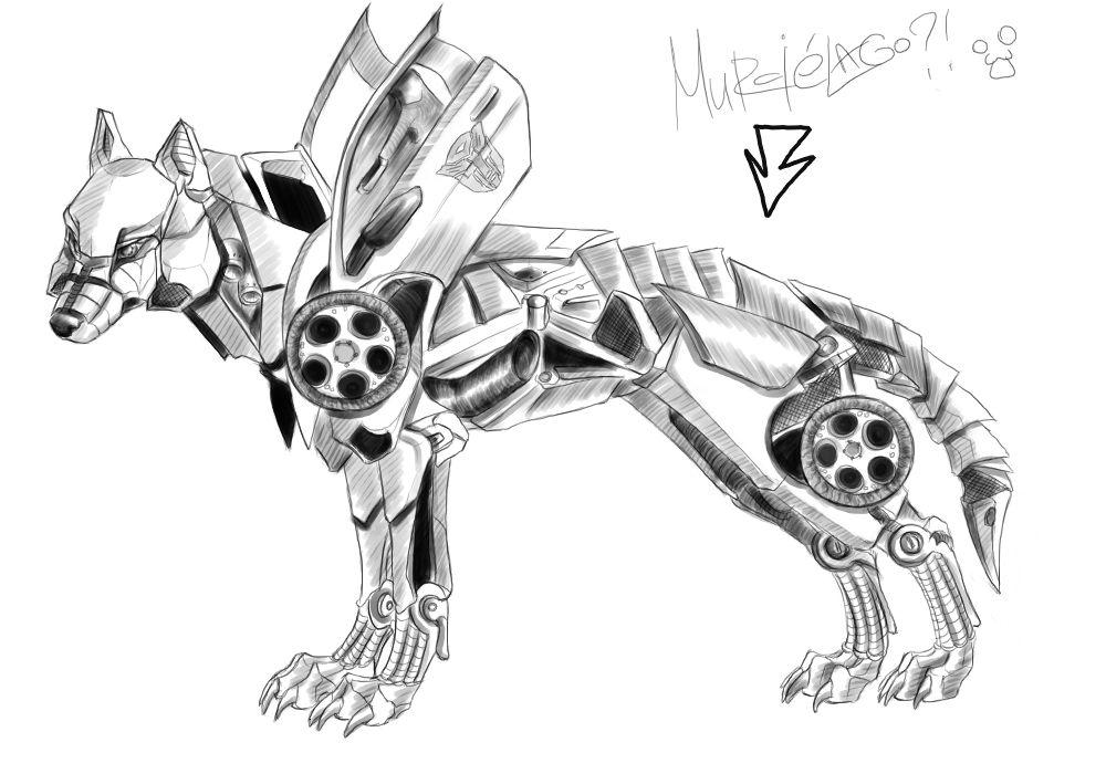 Deviantart Robot Animals: Transformers OC (Bayverse)