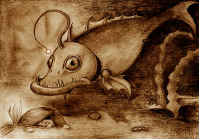 Anglerfish by Villainess-Vi