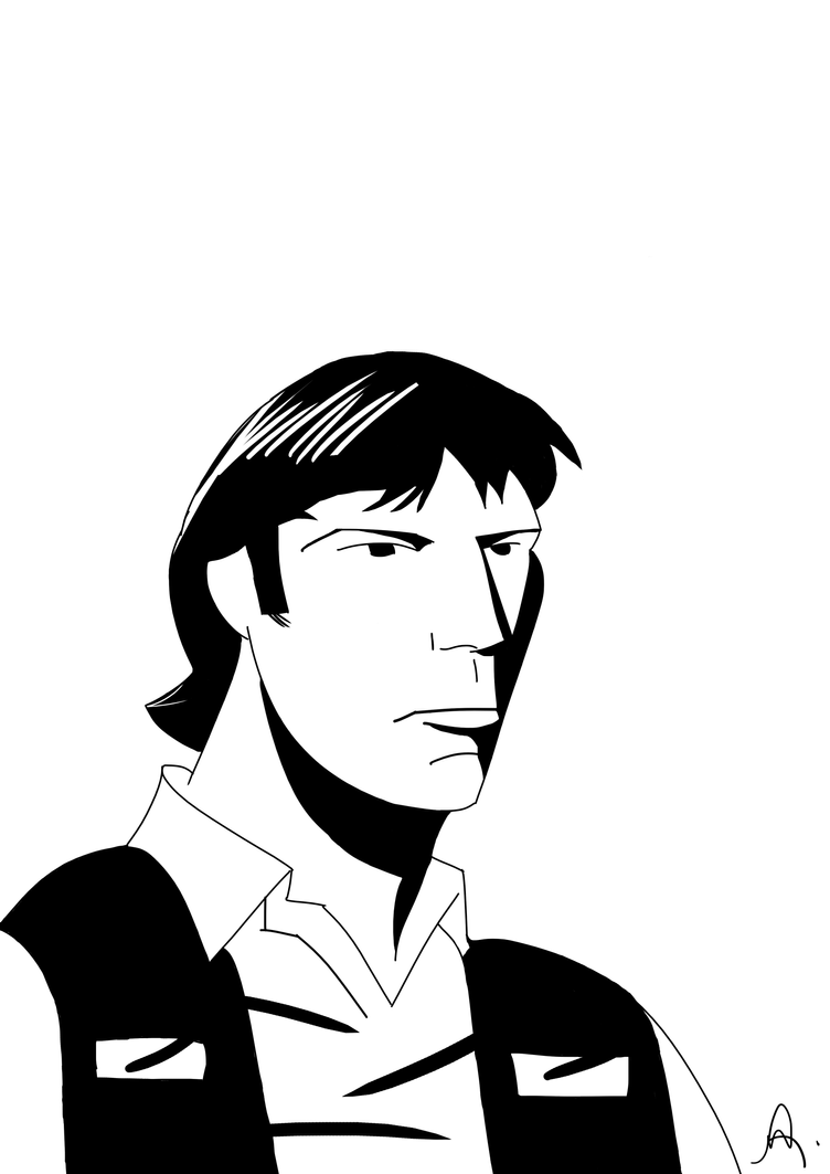 how to draw bruce timm style