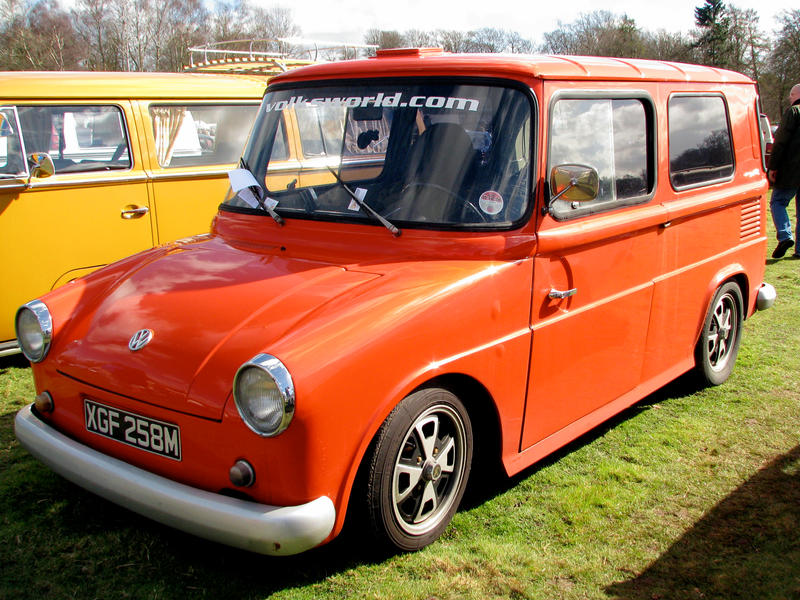 Image result for vw type 147