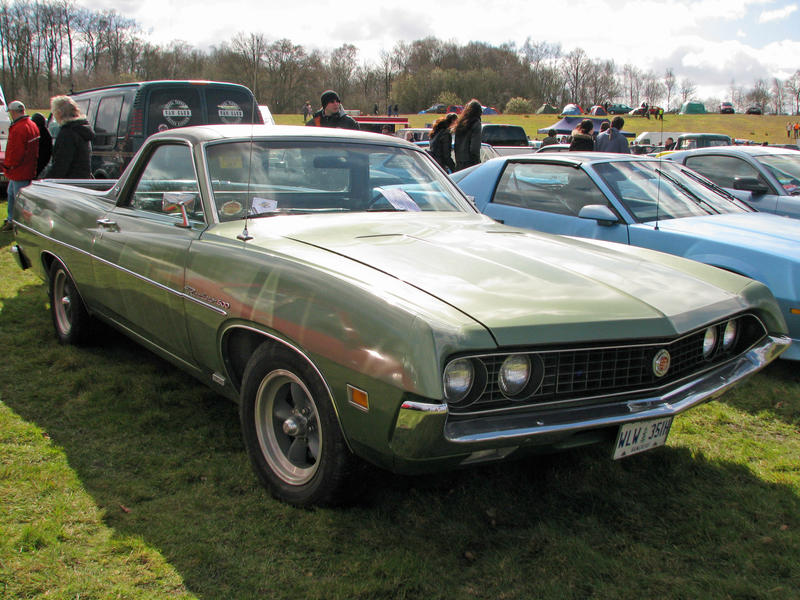 70 ford ranchero by ~smevcars